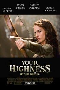 Your Highness Natalie Portman