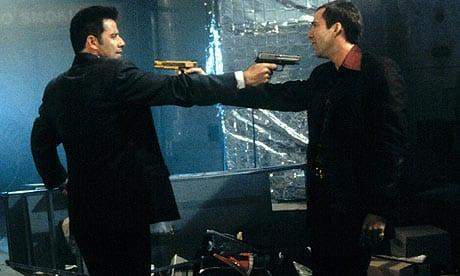 Cage e Travolta