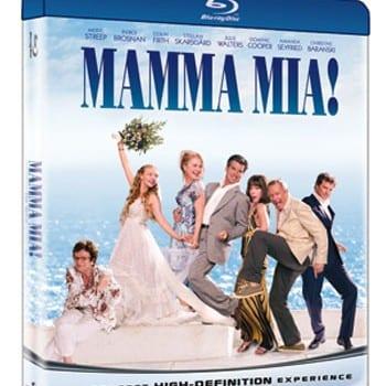 mamma mia il film in bluray disc
