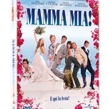 mamma mia il film in dvd