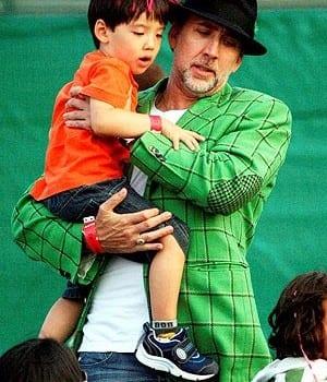 Nicolas Cage e Kal El
