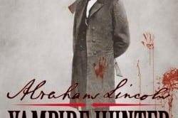 abraham lincoln vampire hunter Burton poster Locandina