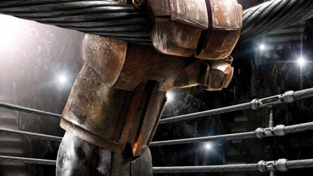 real steel movie poster teaser 01
