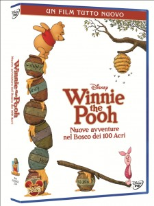 DVD Winnie the Pooh low