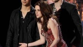 MTV Movie Awards 2011 Pattinson Stewart Lautner