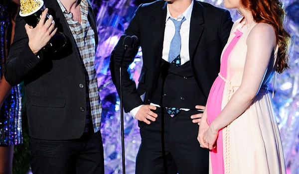 Robert Pattinson Xavier Samuel e Bryce Dallas Howard
