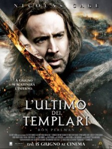 la locandina italiana de l ultimo dei templari 205262 27691005