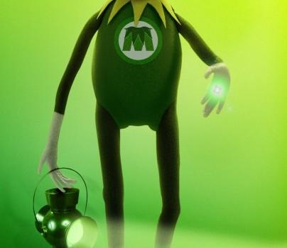 muppets green lantern