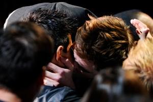 taylor Lautner e Robert Pattinson