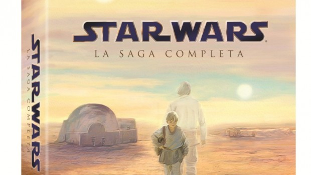 SW Saga Completa BD
