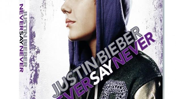 3D DVD Justin Bieber