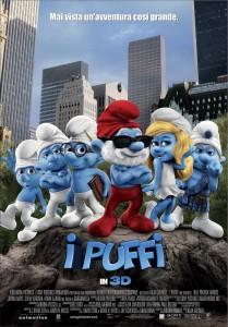 I Puffi poster