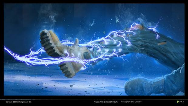 Seeker Bolt