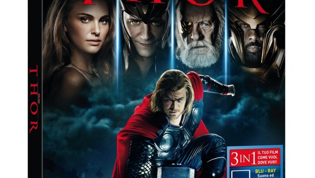 Thor BD Combo