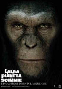 lalba del pianeta delle scimmie