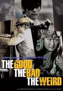 the good the bad the weird locandina