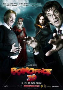 Box office 3D Il film dei film locandina film ita