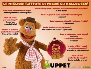 Muppet Fozzie