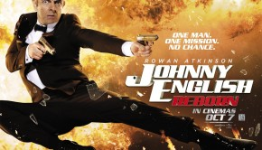 johnny english la rinascita teaser poster orizzontale usa