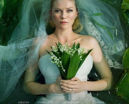 melancholia movie poster mid