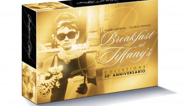 ColazioneDaTiffany 50Anniversario BD Pack 8286488