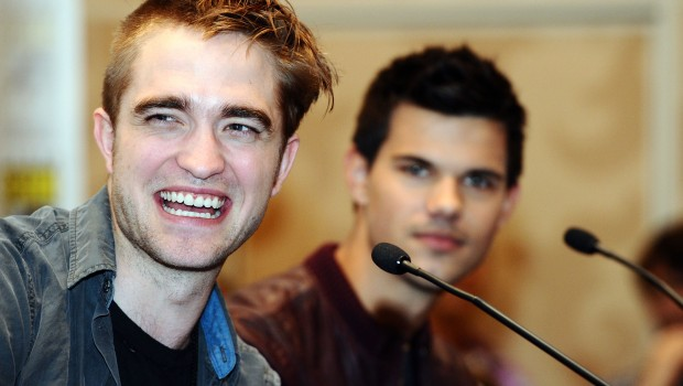 Robert Pattinson Taylor Lautner