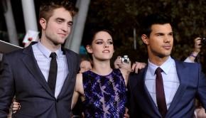 Robert Pattinson Taylor Lautner Kristen Stewart1