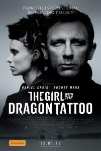 The girl with the dragon tatoo