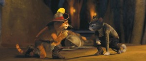 il gatto con gli stivali un immagine tratta dal nuovo film d animazione della dreamworks 2217331