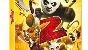Kung Fu Panda 2   DVD Sleeve packshot