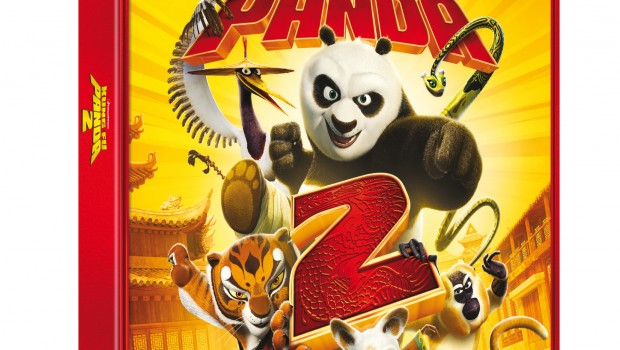 Kung Fu Panda 2 O Ring BD3DBD