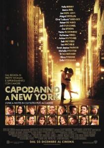 capodanno a new york la locandina italiana del film 223150