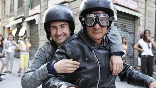 Alessandro Siani e Claudio Bsio foto di Marina Alessi