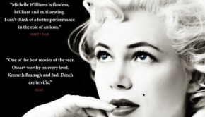 my week with marilyn poster cut