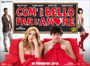 com bello far lamore teaser poster orizzontale italia