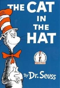 Cat Hat Book
