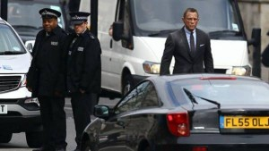 Daniel Craig in 007 Skyfall