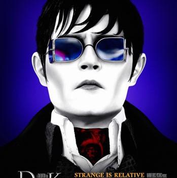 Johnny Depp a p