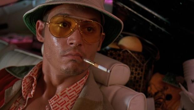 Paura e delirio a Las Vegas Johnny Depp è Raoul Duke