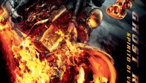 Ghost Rider: Spirito di Vendetta - La Locandina