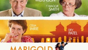 marigold hotel poster