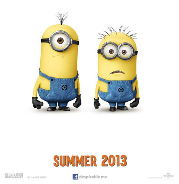 movies dispicable me poster