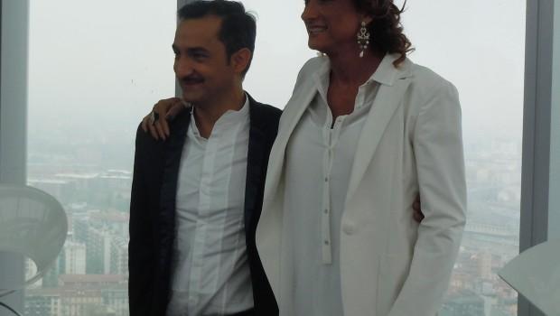 Nicola Savino & Vladimir Luxuria