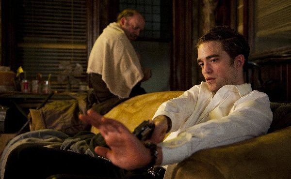 Robert Pattinson in Cosmopolis3
