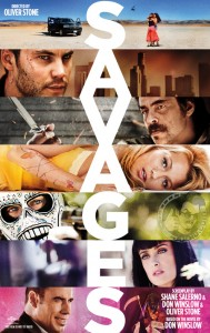Savages poster online2