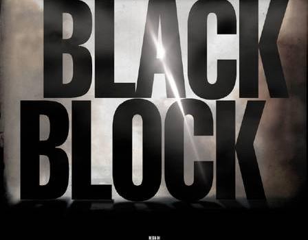 black block poster italia mid