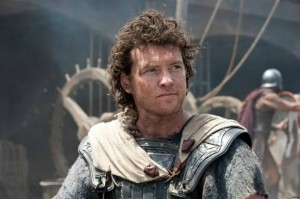 wrath of the titans movie image sam worthington mid