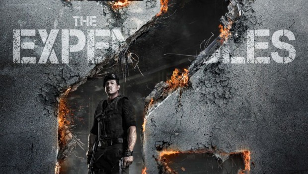 The Expendables 2 cover u 2