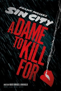 promo podster sin city a dame to kill for