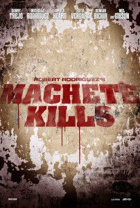 promo poster machete kills